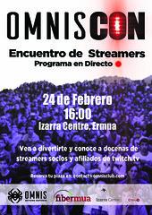 Cartel del encuentro Omniscon