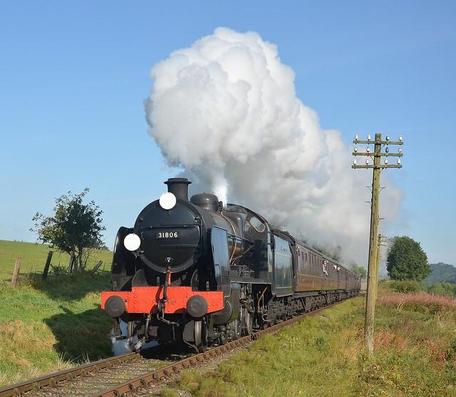 31806 Severn Valley 22/9/2012