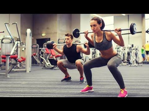 Gym Workout Motivation Teaser Men Women New Fitness Flickr