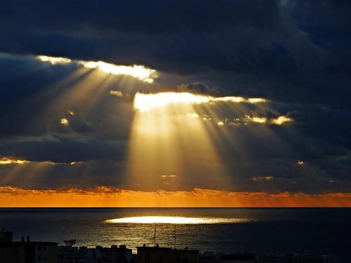 andalucia amanecer costadelsol cielo españa spain sunrise sol marbella málaga mar mediterráneo