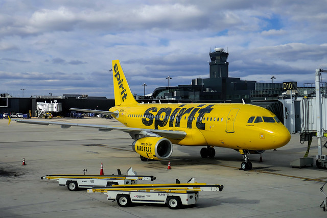 Airbus A320 - MSN 4431 - N604NK  Spirit Airlines