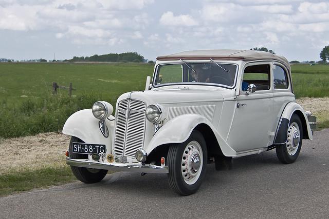 Adler Trumpf Junior Cabriolet 1938 (8114)