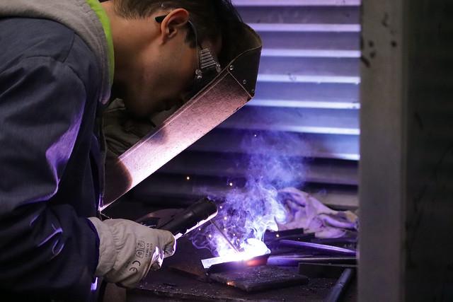 Master Meccanica Industriale: attività in officina