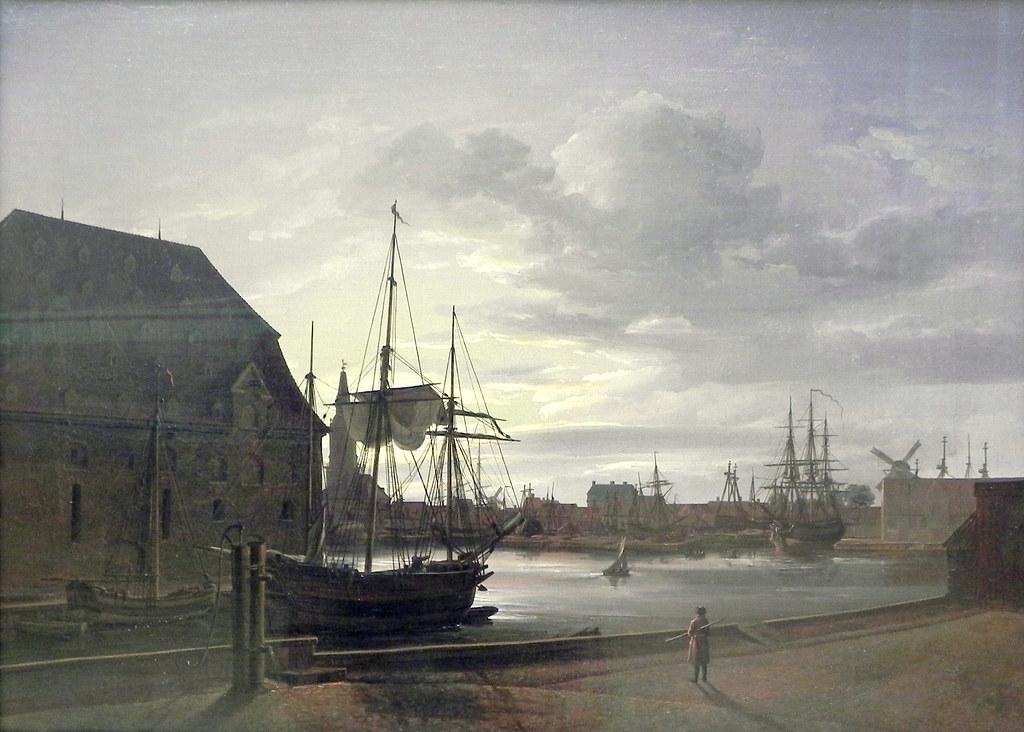 Johan Christian Dahl – Neue Pinakothek. Frederiksholms Can… | Flickr