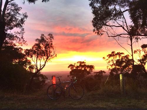 sunrise cycling bianchi gibbing thegib baaw bianchilife ridethehighlands