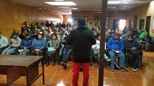Entrega de Acuerdo Marco Ramal 2015 en Codelco Divisiones Zona Norte