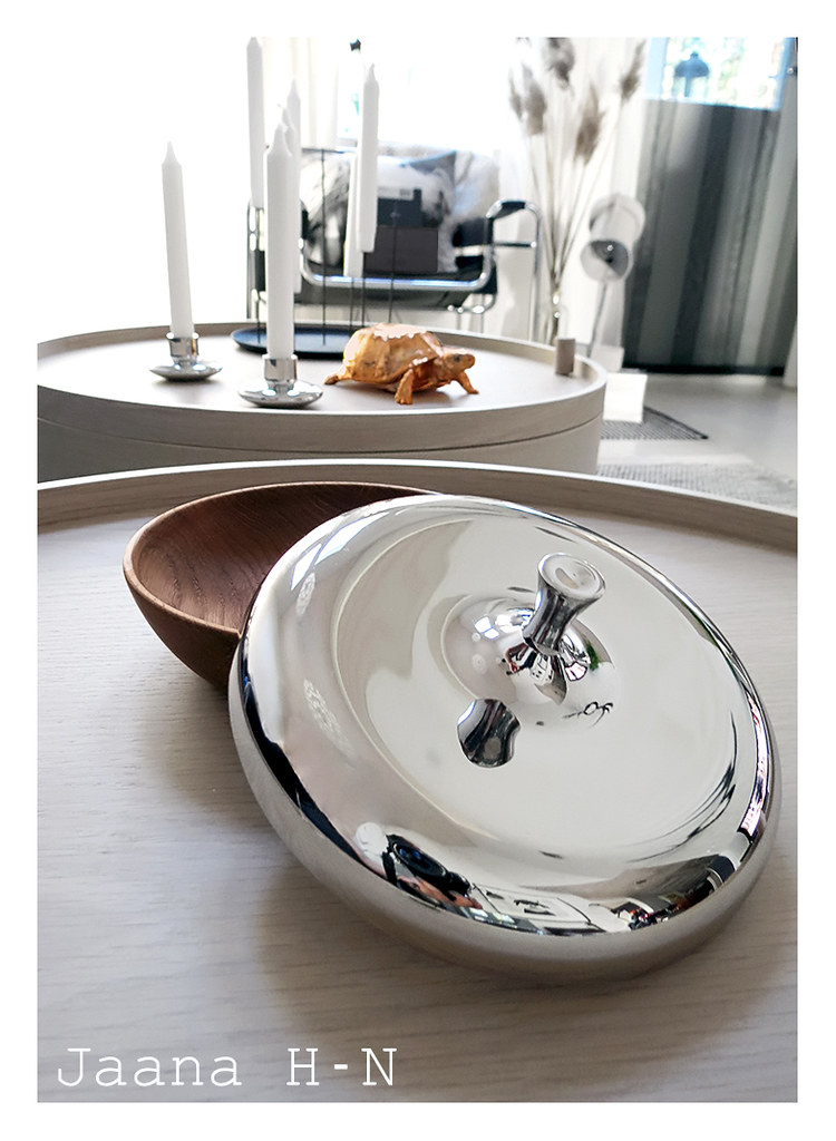 Enormt HK bonbonniere turnip from Georg Jensen | The inspiration fo… | Flickr TI51