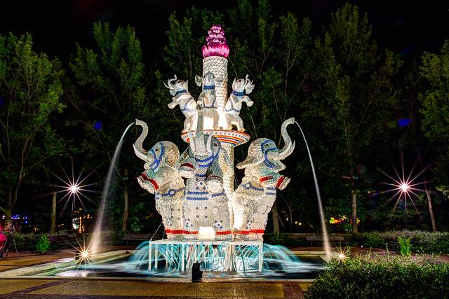 Porcelain Elephants