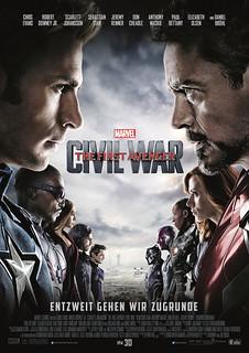 Captain-America-Civil-War-Affiche-affrontement | by manumasfotografo