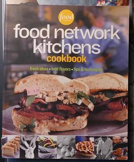 Food Networks kitchen cookbook