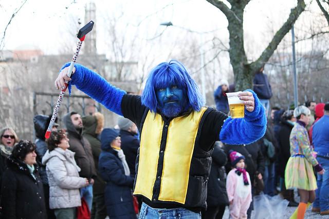 Carnevale tempiese 2018