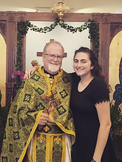 Mary & Father | by Holy Spirit Orthodox Church