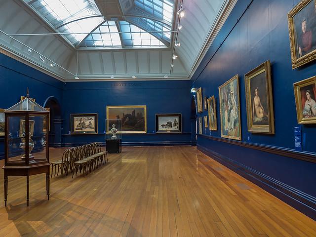 Bendigo Art Gallery, Bendigo Victoria.