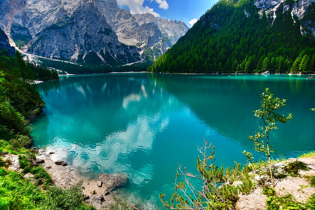 Nuvole a Braies