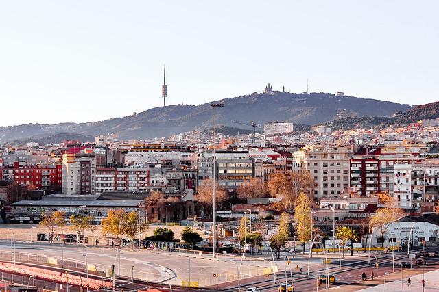 Tibidabo, Barcelona, España