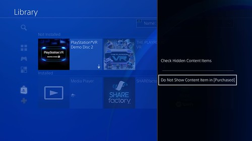 PS4 System Software Update 5.50: Library | by PlayStation.Blog
