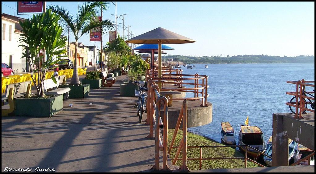 Orla Sebastião Miranda - Marabá Pará
