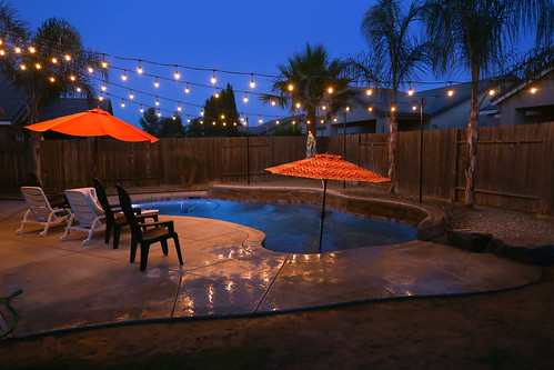 outdoor landscape lighting services Bakersfield