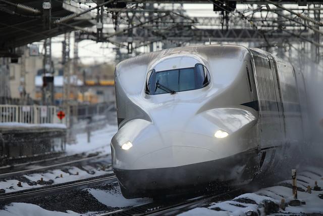 Shinkansen  ---Super Express N700 Advanced---