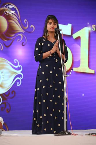 English devotional song by Monika Yadav from Navy Nagar
