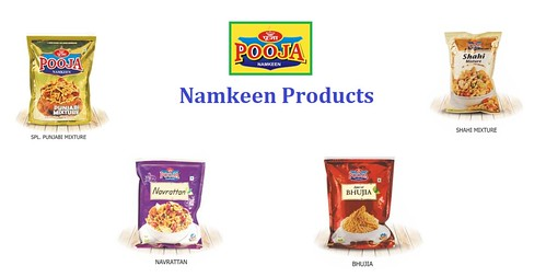 Namkeen A Healthy Snacks Of Every Indian
