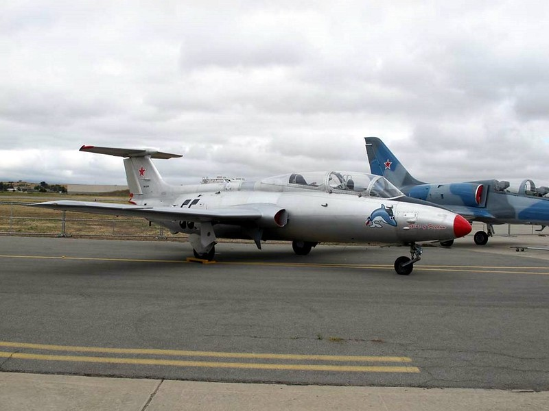 Aero Vodochody L-29 Delfin 1