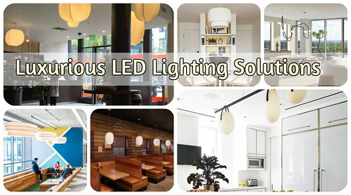 Luxurious LED Lighting Solutions by Rich Brilliant Willing