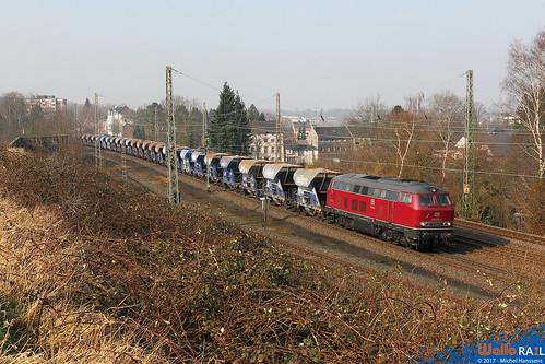 Eschweiler Hbf. 21.02.18.
