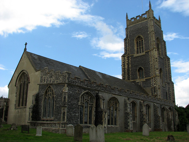 Brightlingsea Hall church