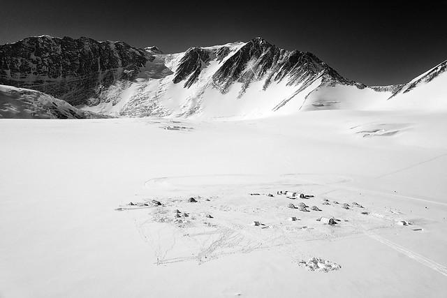 Mount Vinson Base Camp
