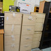 Maple 4 drawer filing cabinet E130