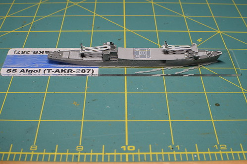 Viking Forge SS Algol RO-RO US Cold War-era/Modern 1/2400 miniature | by whenimaginationfails