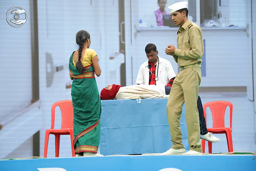 A play on Sewa Dal activities