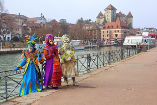 Annecy Venetian Carnival 67 © French Moments | by French Moments
