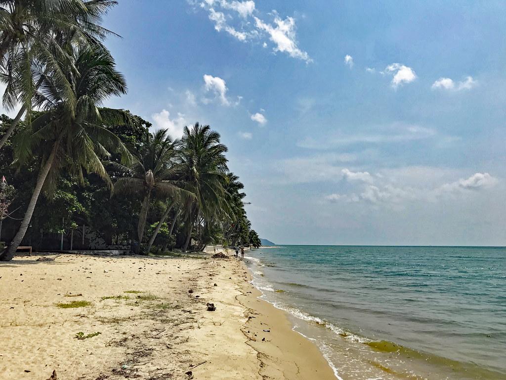 Haad Ban Tai Strand  Beach Thailand  Koh Phangan  Flickr-4678