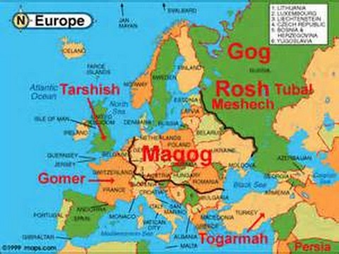 EZEKIEL PROPHECY IS HERE!! Gog and Magog!