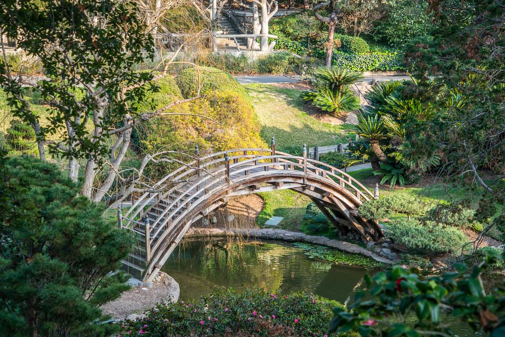 Huntington Library Botanical Gardens Pasadena Califor Flickr
