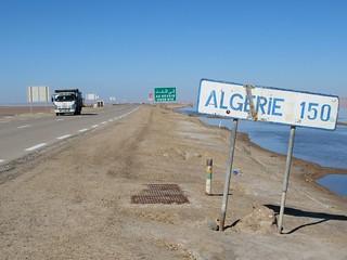 Road to Algeria