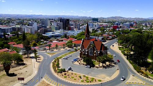 8-Windhoek Town   by www.wbayer.com - www.facebook.com/wbayercom