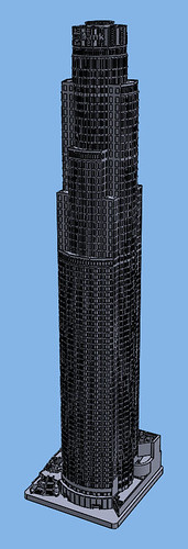 1:2000 US Bank Tower | by Doctor Octoroc