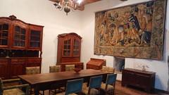 Vianden, Chateau Vianden - The Dining Hall [05.04.2014]