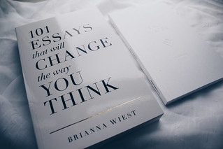 101 Essays That Will Change The Way You Think + Salt Water | by Book Catalog