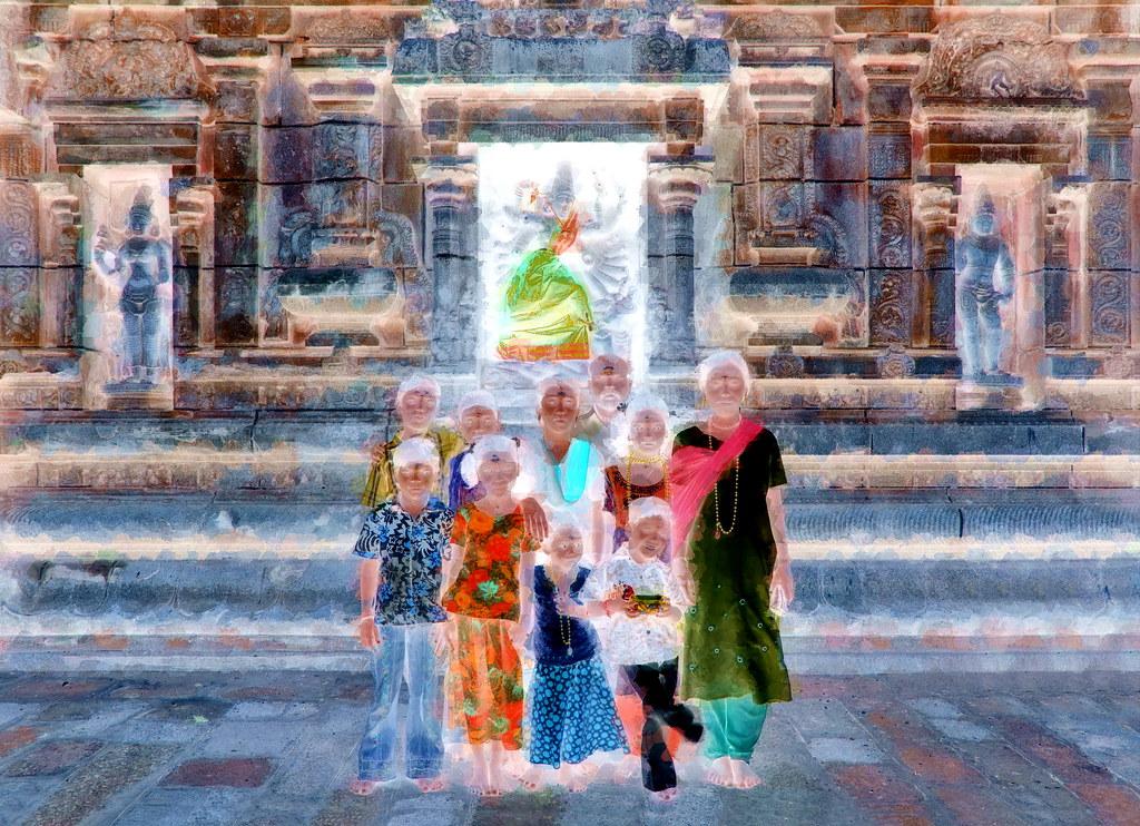 India - Tamil Nadu - Chidambaram - Nataraja Temple - Group… | Flickr