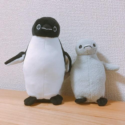 Suicaのペンギンのぬいぐるみ
