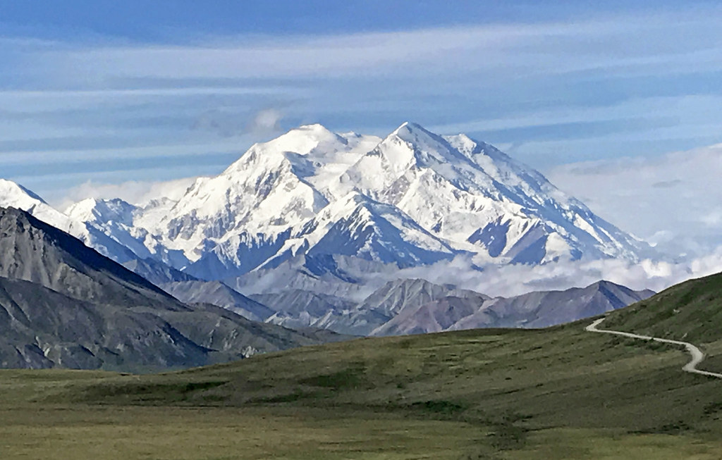 Mt Mckinley Denali National Park Alaska Usa 2 Flickr