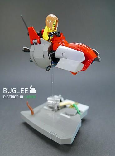 Buglee LEGO MOC   by GolPlaysWithLego
