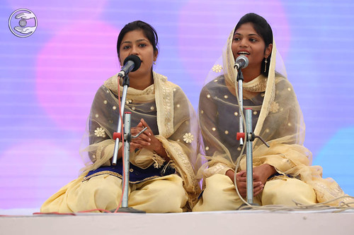 Devotional song by Toshika and Saathi from Warsa