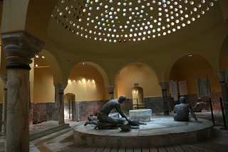 The Turkish bath house in Acre_Alla Laitus_The Turkish Bath House