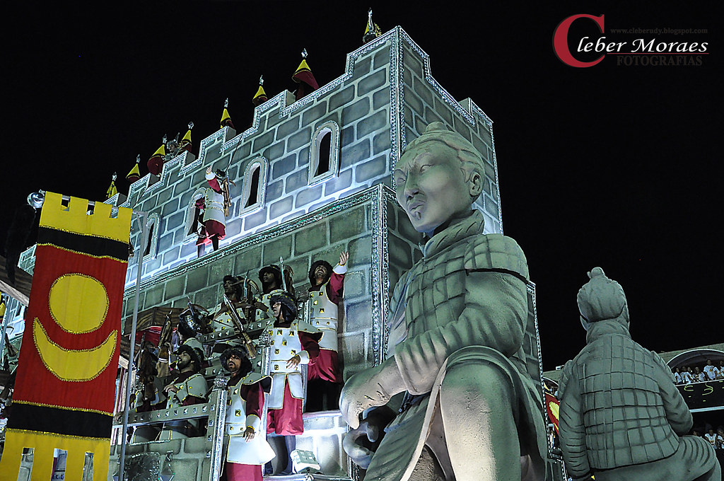 G. R. E. S. Império Serrano 3657 Carnaval 2018 - Rio de Janeiro - RJ - Brasil