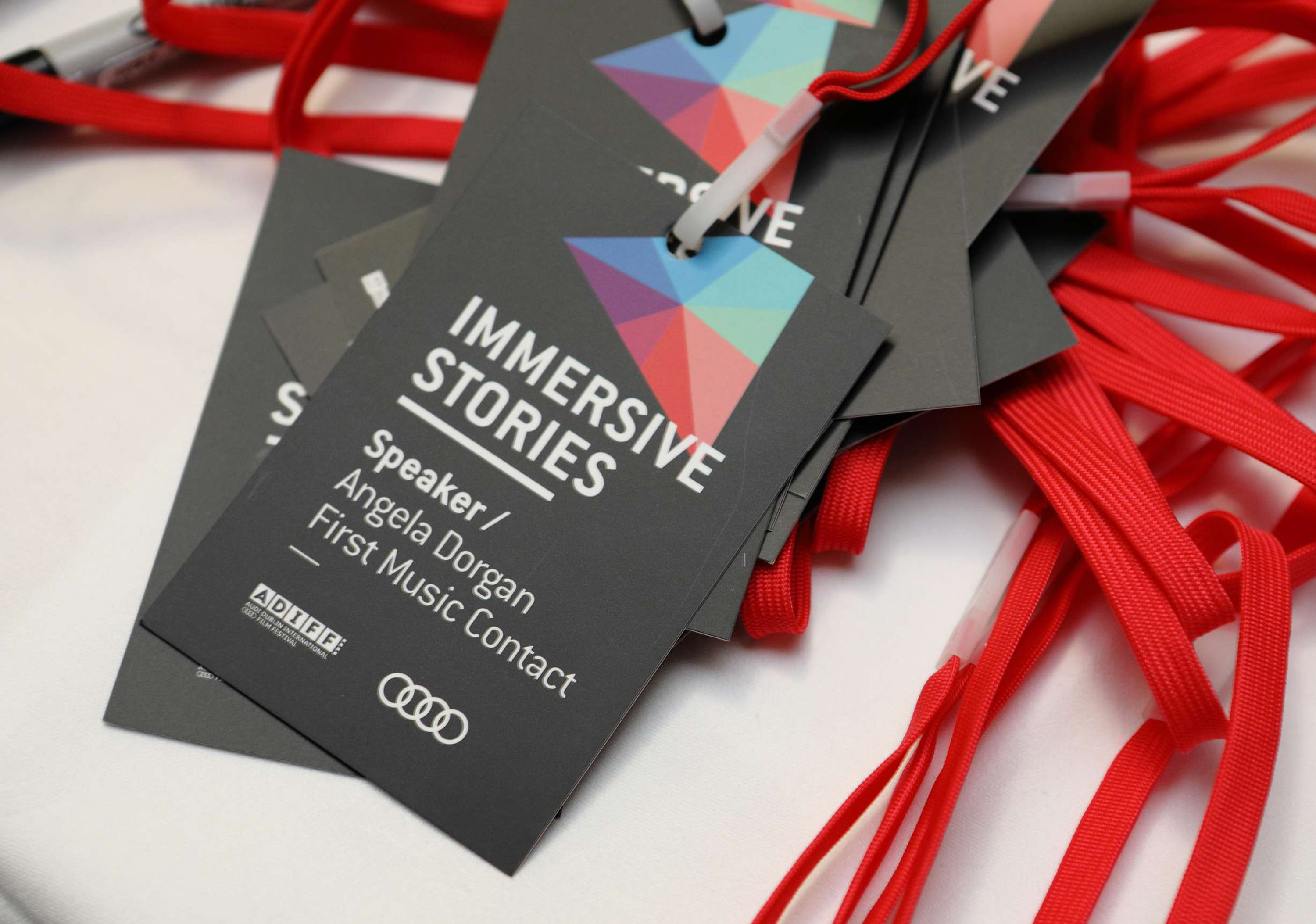 ADIFF The Immersive Stories Virtual Reality Conference and Exhibition 1
